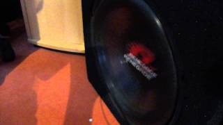 Renegade Subwoofer Bass Test