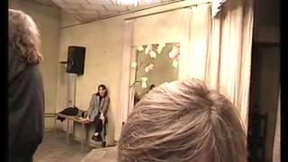 Александр Лобановский. Выступление на Ленинском, 115. 2004 г.
