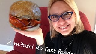 Kochasz fast foody - frytki, pizzę, hamburgery, a chcesz jeść zdrowo?
