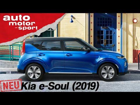 Der neue Kia e-Soul (2019): Was kann der Markenbotschafter? - Fahrbericht/Review  auto motor & sport