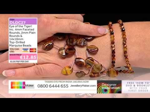 [How to make Polymer Clay Jewellery] - JewelleryMaker DI 26/9/14