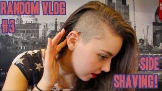 [Random Vlog #3]: Margo Got a Side Shave!