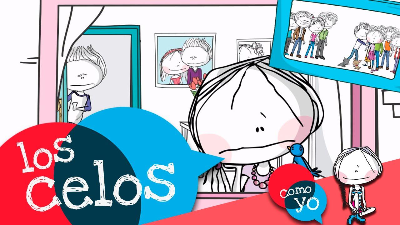Los Celos | Hablando Sola | Como yo - YouTube