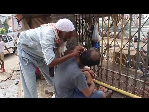 The Ear Cleaners Of Bandra Talao ,,,Cleaning Clogged Ears