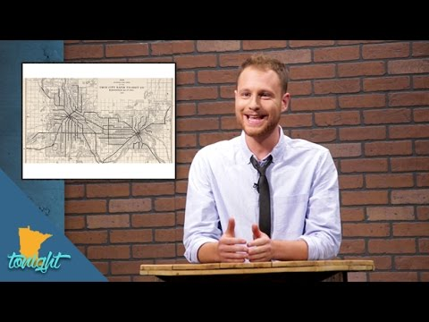 Minnesota Tonight - Public Transportation, Transit for Livable Communities Interview, Willows