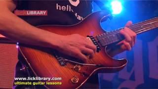 Guthrie Govan - Fives - Live @ Music Live NEC