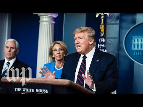 LIVE SOON: Trump's