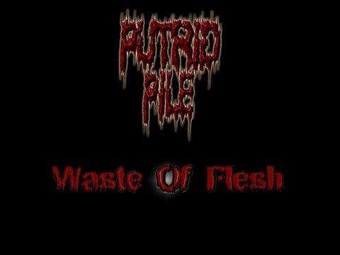 Putrid Pile - Waste Of Flesh - Live in NZ