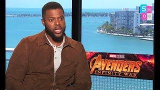 The Avengers - Winston Duke on his biggest rewards