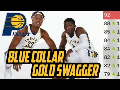 OLADIPO'S TEAM! Rebuilding the Indiana Pacers! NBA 2K18