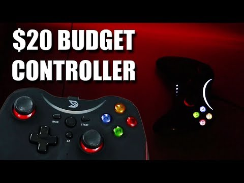 Does This $20 Controller Suck?   ZD T Controller Review