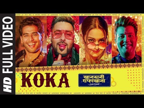 Download Lagu  Full Song: Koka | Khandaani Shafakhana |Sonakshi,Badshah,Varun S | Tanishk B, Jasbir Jassi, Dhvani B Mp3 Free
