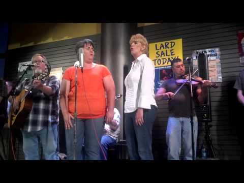Lard Bucket Bluegrass Band performs