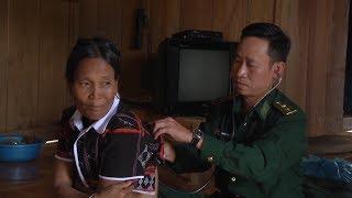 Tấm lòng của người lính biên phòng ở vùng biên giới Việt - Lào