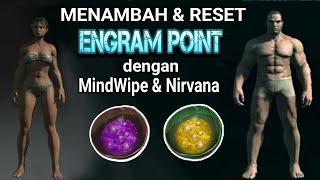 Cara Reset & Menambah Engram Point, level player | Ark Survival Mobile Indonesia