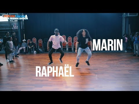 Marin & Raphaël | Orokana Friends Workshops 4 | Afro Dance