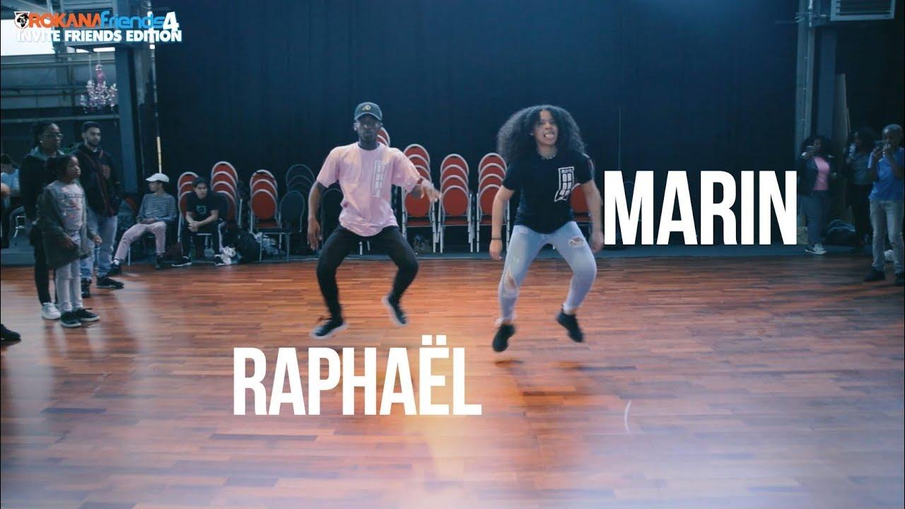 Marin & Raphaël | Orokana Friends Workshops 4 | Afro Dance