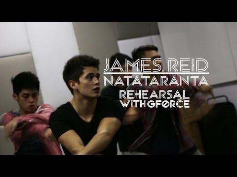 James Reid — Natataranta Dance Rehearsal