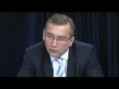Majandus- ja kommunikatsiooniminister Euroopa transpordi finantseerimisest