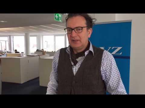 DVZ Live: #20 Über Deutsche Post DHL, Markus Reckling, FRoSTA und #hybridantrieb