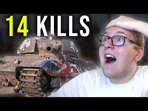 14 KILLS -