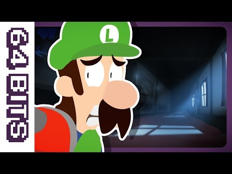 64 Bits - Lights out Luigi! (Animated Parody)