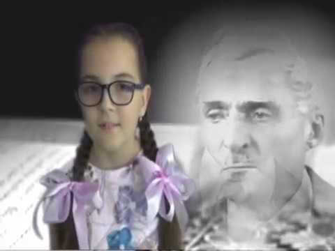 Изображение предпросмотра прочтения – МарияЩенникова читает произведение «Родина» К.М.Симонова