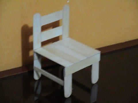 Como hacer una silla para mu ecas con palitos bajalengua - Tapizado de sillas paso a paso ...