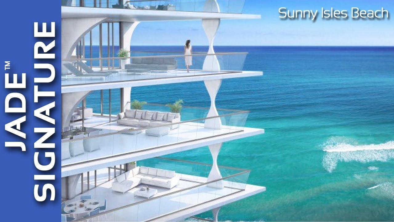 Jade Signature Luxury Condos For Sale In Miami Florida