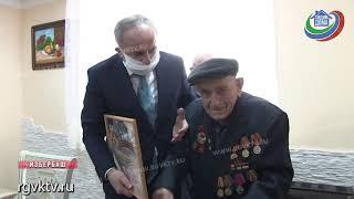 Ветераны Великой Отечественной уже принимают поздравления