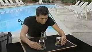 究極のマジック〜グラス&ボール