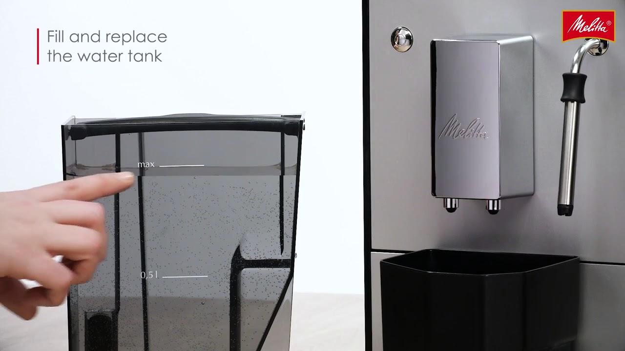 Melitta® Caffeo® Varianza® CSP кофемашина эспрессо полностью .