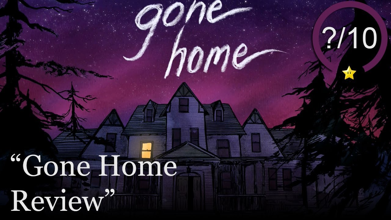 gone home ps4 review   youtube