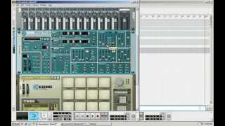 Reason 5 Tutorial- Deep 808 Kick Drum
