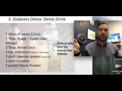 Diabetes Detox