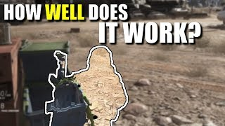 DOES OPTICAL CAMO WORK in Ghost Recon WIldlands?