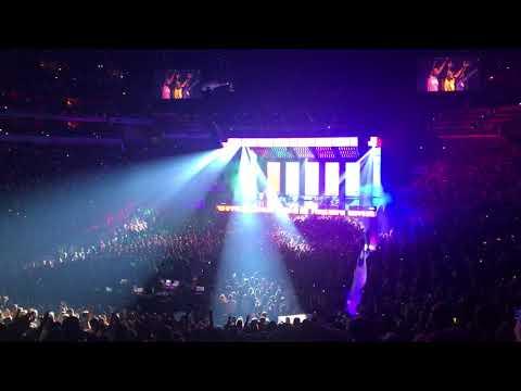 Bruno Mars 24k Magic Tour Louisville KY...