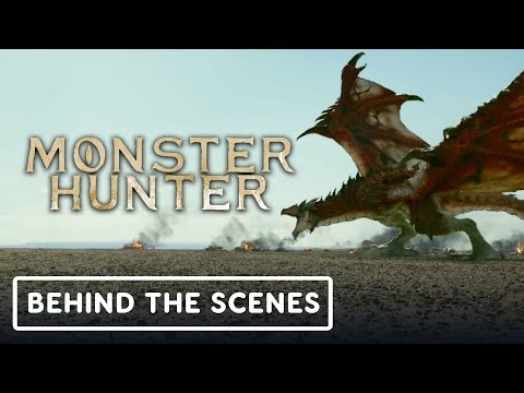 Monster Hunter: Exclusive Game to Movie Creature Comparison - Rathalos, Diablos