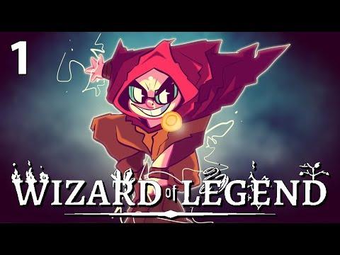 Wizard of Legend - Northernlion Plays - Episode 1