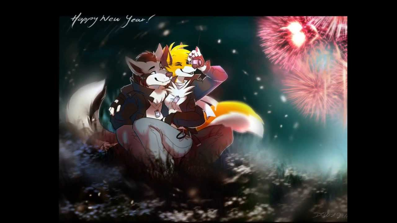 Anime wolves a thousand years youtube - Anime wolves in love ...