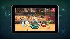 Machen Sie einen Kuchen - Kochen Spiele Android App