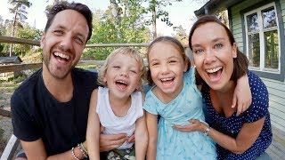 Our big adventure VLOG