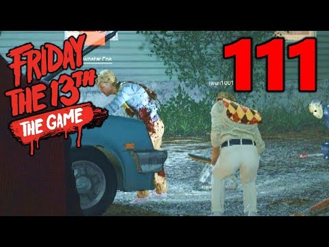 [111] All Chad Challenge! I Found A Pamela Tape! (Let's Play Friday The 13th The Game)