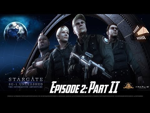 Stargate SG-1: Unleashed Ep 2 - Universal - Walkthrough - Part II