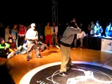 Juste Debout Athens 2011 Hip-hop