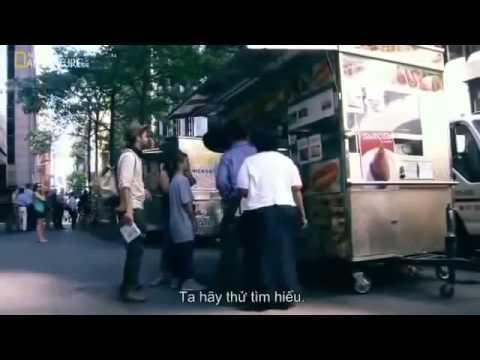 New York Street Food 2 – American Food Documentary
