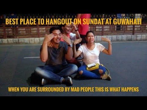 BEST PLACE TO BE ON SUNDAY AT GUWAHATI | MADNESS OVERLOADED | BEAUTIFUL GUWAHATI | VLOG 16