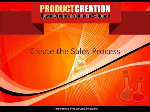 ProductCreation Sales+Webinar