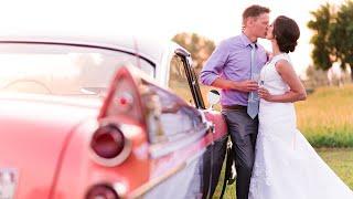 Gabriela + John | Intimate Summer Wedding at Lemmon Staggs Homestead