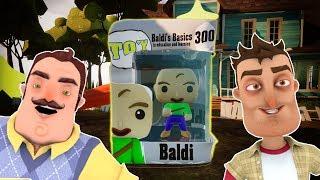 Baixar BALDI'S BASICS POP! Figure | Hello Neighbor Toy Mod